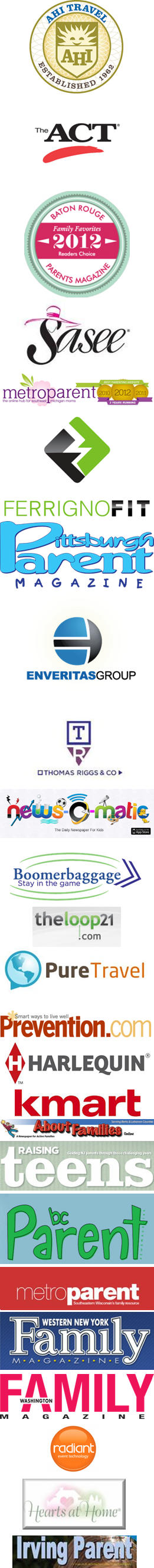Magazine & Business Logos