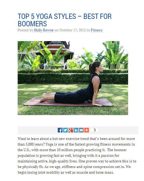 blog post-5 top yoga styles