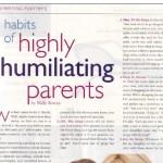 parenting article