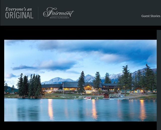 Fairmont Hotels & Resorts,Travel Copywriter, travel marketing